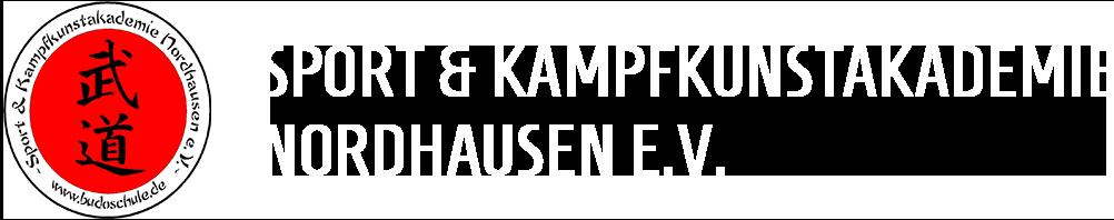 Sport- & Kampfkunstakademie Nordhausen e.V.